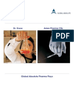 Rajinder Singh - Global Absolute Pharma Booklet-2010 - Singh