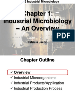 EB3225 Chapter 1_Overview of Industrial Microbiology