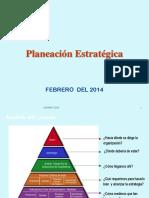 METODOLOGIA PLANEACION ESTRATEGICA