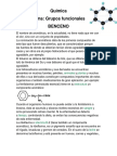 Química grupos funcionales