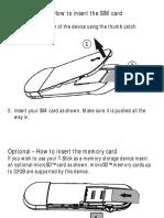 MF669 Manual