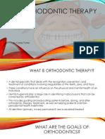 orthodontic ppt