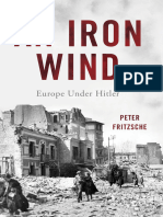 An Iron Wind Europe Under Hitler by Peter Fritzsche
