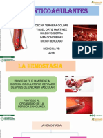 FARMACO ANTICOAGULANTES
