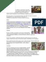 Culturas de Guatemala Vestuario Idioma Comida y Costumbres