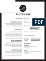 ally ehasz resume may 28th