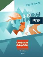 2018 Critérium Du Dauphiné (French)
