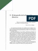 1 El Desarrollo de La Formación Directiva - Henry Mintzberg