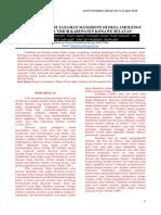Jurnal Ekologi