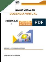 m Mmnueva Guía Didáctica 4 Diplomado en Docencia Virtual