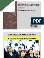 PERTEMUAN 1 Enterpreneurship