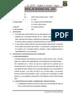 Plan de Gestion de Riesgo 2015