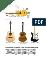 Guitar Lessons-April 30,2018