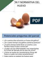 Calidad de Huevo