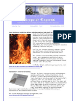 Enterprise Express Volume 24th Sept 2010