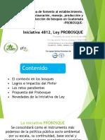 Resumen Ley Probosque ACOFOP