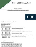 CLN 5 Hidrología - 2 la Cuenca Hidrográfica - Parametrización cuencas - Ejercicios.pdf