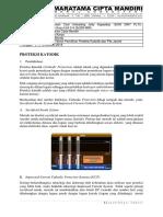 Justifikasi Teknis Pile Jacket Dan Proteksi Katodik (2)