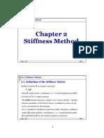 Ch#2 Stiffness Method