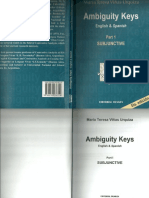 (Viñas Urquiza) Ambiguity Keys
