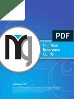 Nutrition Assessment for Elderly