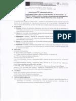 Directiva 14 Evaluacion Regional