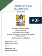 ArticuloPREVALENIA DE RINIIS ALÉRGICA EN POBLACIONES DE VARIOS ESTADOS DE MÉXICO