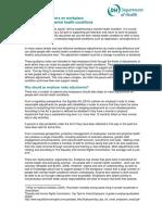 Mental Health Adjustments Guidance May 2012