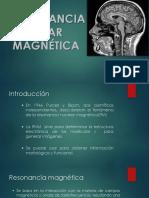 Resonancia Nuclear magnética ATM