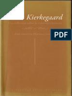 Soren Kierkegaard. Una Reflexión sobre la existencia humana