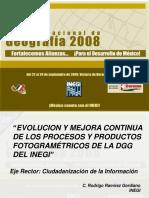 Proceso Fotogrametrico 2008