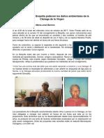 Pescadores- La Boquilla