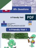 Wh Questions ALien