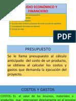 ESTUDIO ECONÓMICO Y FINANCIERO.odp