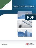 Cimco Software Brochure Es
