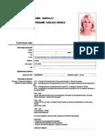 CV Dancila