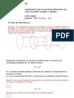 teoría probabilidades