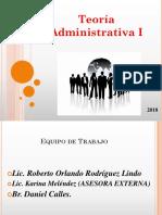 3.0generalidades, Principios, Proceso Admi, Roles, Empresa