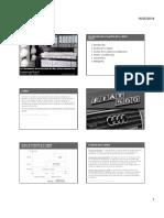 Los Documentos de La Direcciocc81n de Obra y Post Construcciocc81n Clase 2018-05-16