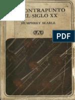 CONTRAPUNTO DEL SIGLO XX Documents.tips Contrapunto Del Siglo XX Humphrey Searle