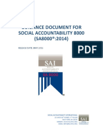 SA8000 2014 Guidance Document