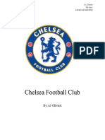 Semester One Final- Chelsea FC