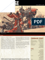 Firebase Issue Eight