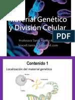 Material Genético y División Celular.pptx