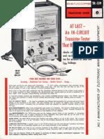 TR139 Transistor Tester