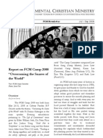 FCM Newsletter 2008_V3 (Jul-Sep 08)