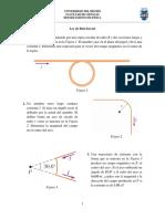 Guía. Ley de Biot Savart.