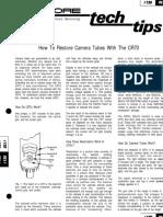 Tech Tips #130 Restoring_Camera_Tubes.pdf