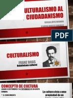 Del Culturalismo al Ciudadanismo
