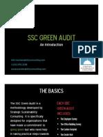Green Audit